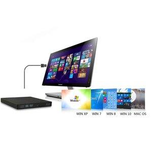 Image 4 - Lecteur de flou externe USB 2.0 lecteur DVD Blu ray 3D 25G 50G BD R BD ROM CD/DVD RW graveur graveur enregistreur pour ordinateur portable