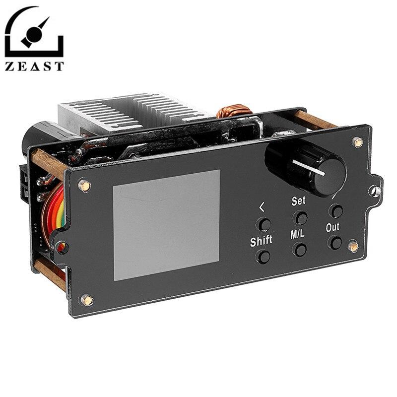 1.8 pouce Couleur Écran D'affichage CNC Alimentation Réglable Step Down Module Voltmètre Ampèremètre 6-75 v à 0 -62 v Ovp Ocp Opp