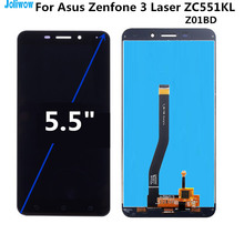 Tested!  For Asus Zenfone 3 Laser ZC551KL Z01BD LCD Display+ Touch Screen Digitizer Assembly Replacement Accessories все цены