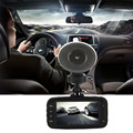 """Full HD 1080 P carro DVR painel Cam veículo vídeo Recorder GS8000L Novatek 2.7 """" g-sensor DVR Dashcam"""