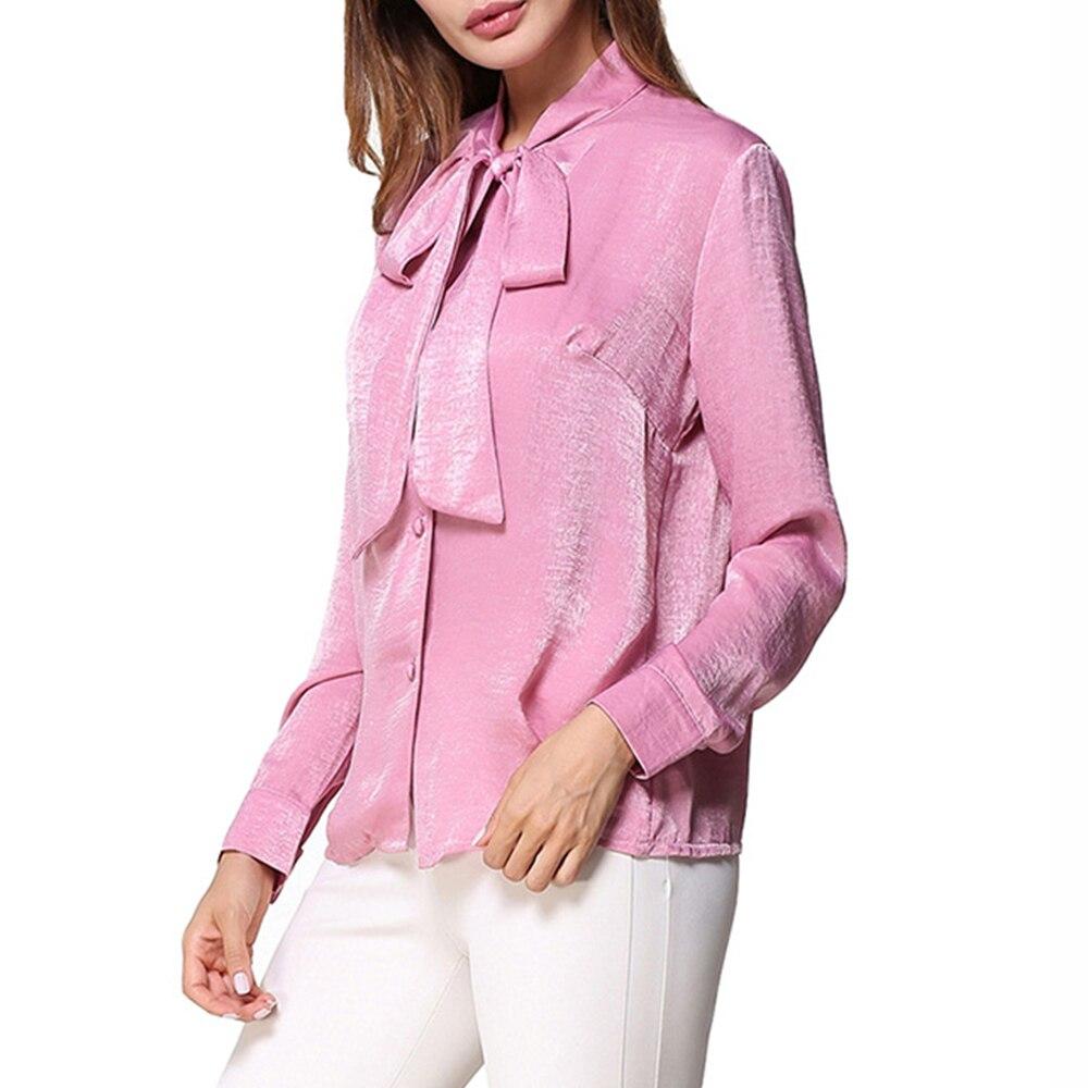 18447ff85a Pink Silk Shirts Ladies - DREAMWORKS