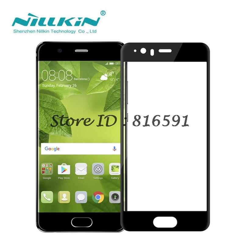 bilder für Nillkin Marke Huawei P10 Gehärtetem Glas 3D AP + PRO 0,23mm weiche Grenze Hafenpersenning Schirmschutz Für Huawei P10 5,1 zoll