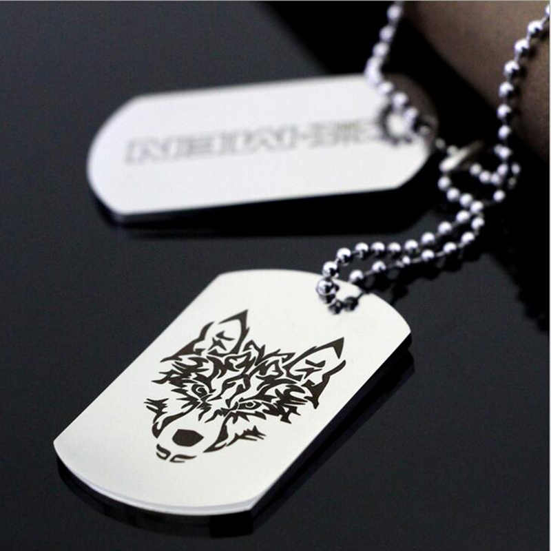 custom dog chain necklace