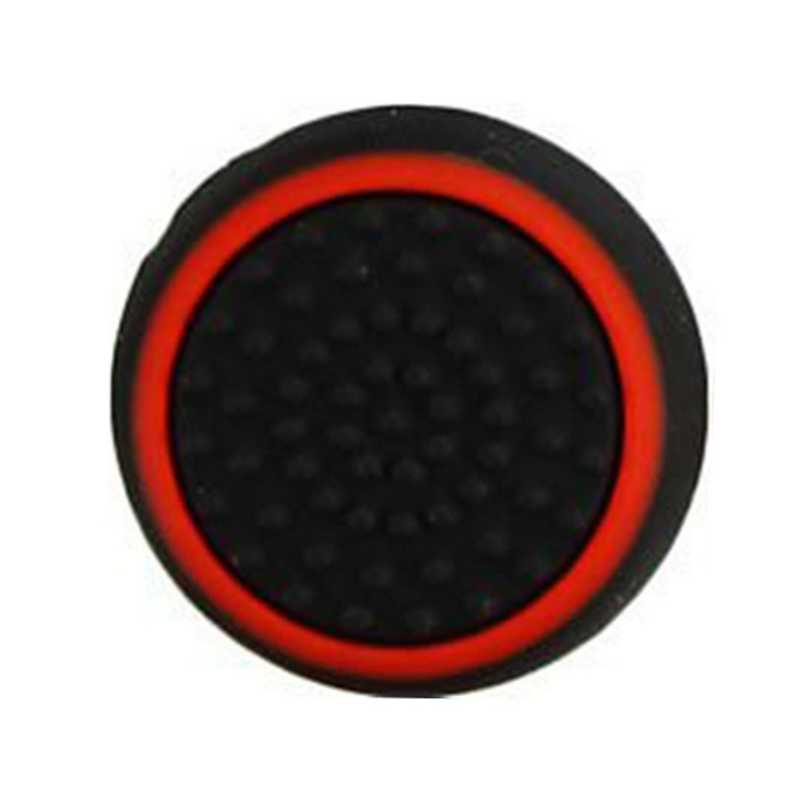 1 шт. красочные накладки на Джойстик Геймпад Противоскользящий резиновый аналоговый мини-джойстик ручки беспроводной джойстик боты Крышка для контроллера PS4
