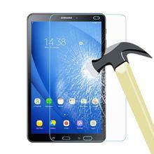 С уровнем твердости 9H HD закаленное Стекло для samsung Galaxy Tab A A6 10,1 10,5 T580 T585 P580 P585 T590 T595 SM-T580 Экран протектор