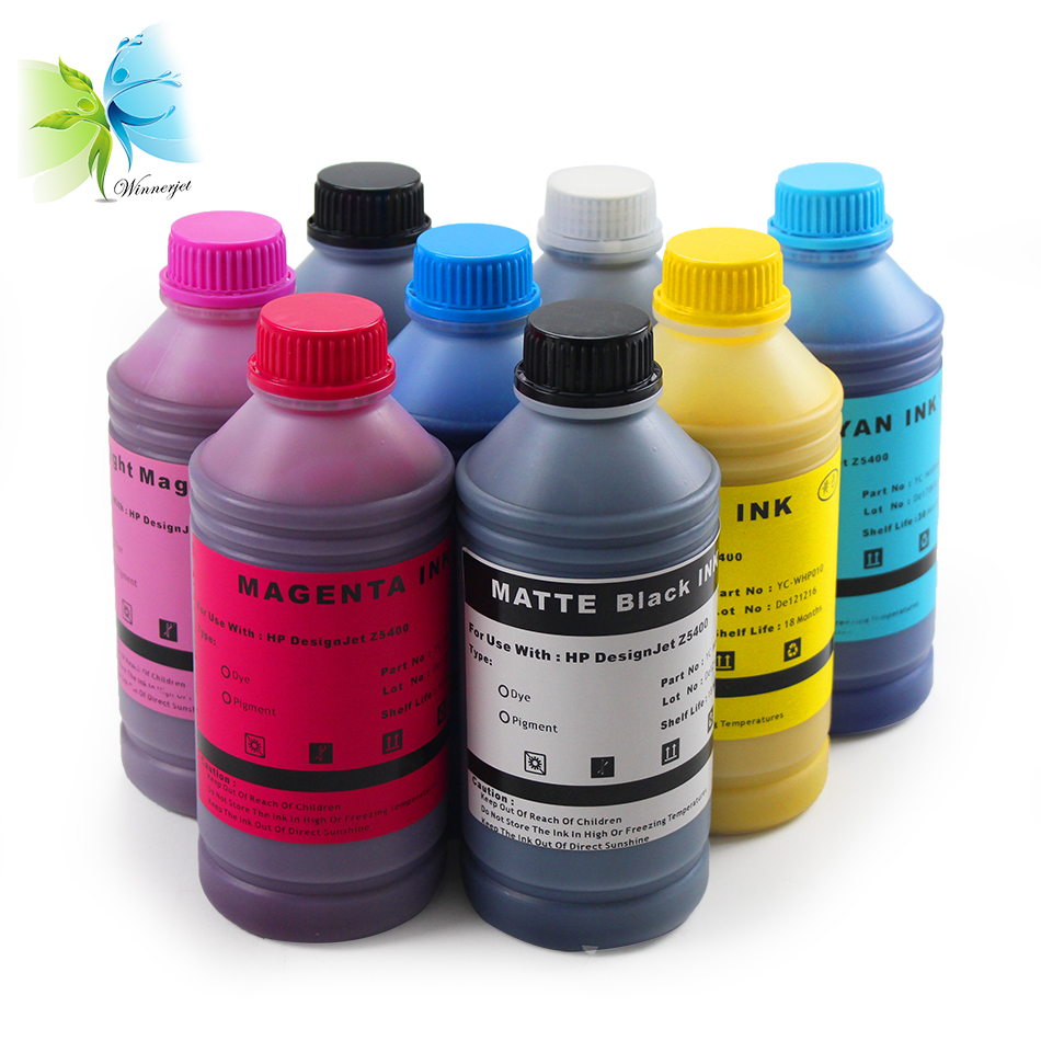 PIGMENT INK FOR HP 772 (3)