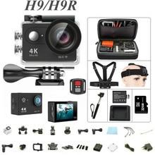 remote controller 100% Original H9 / H9R Action Camera 1080P Ultra HD 4K WiFi Helmet cam go waterproof pro camera Sport New