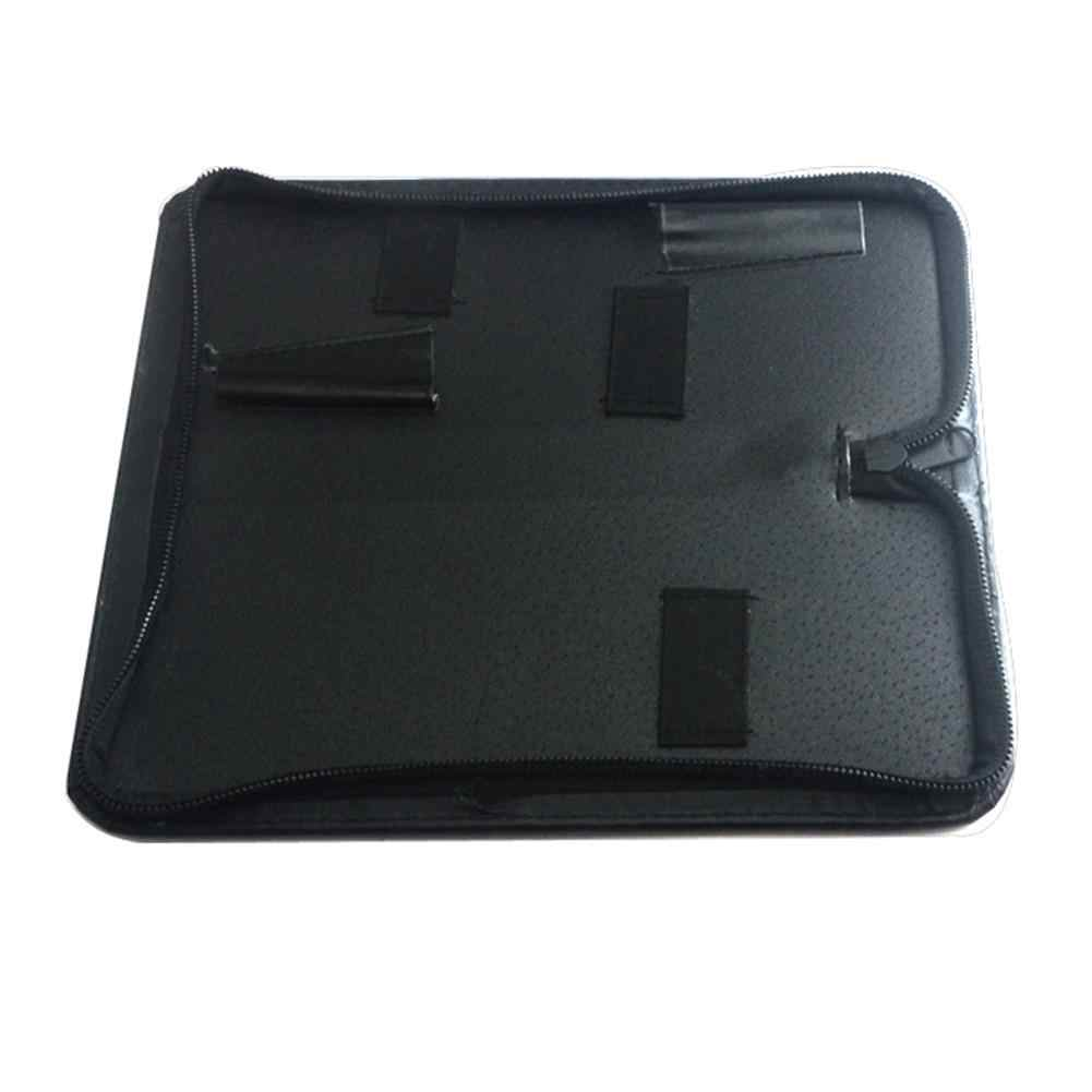PU Leather Hair Scissors Case Professional Hairdressing Shears Holder Bag Barber Salon Holster Pouch