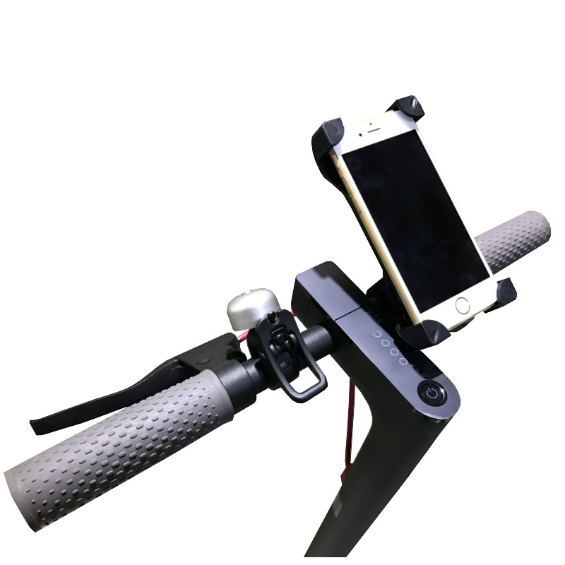 Electric Scooter Phone Holder for Xiaomi M365 Pro Scooter Board Accessories Bicycle Bike Mobile Phone Bracket Holder xiaomi m365