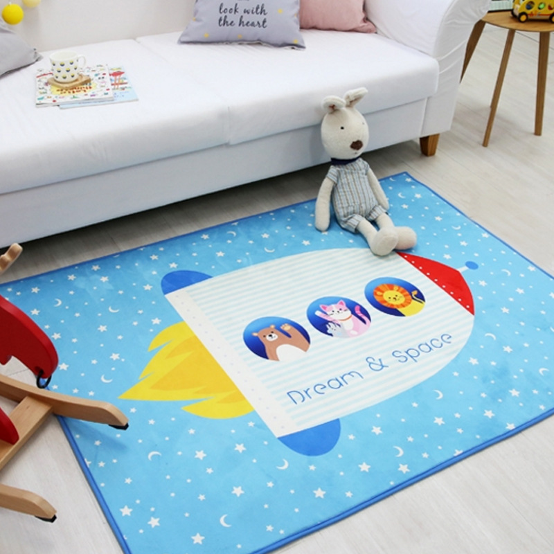 150x200cm dream space carpets for living room kids bedroom rugs and carpets coffee table brief area - Kids Bedroom Mats