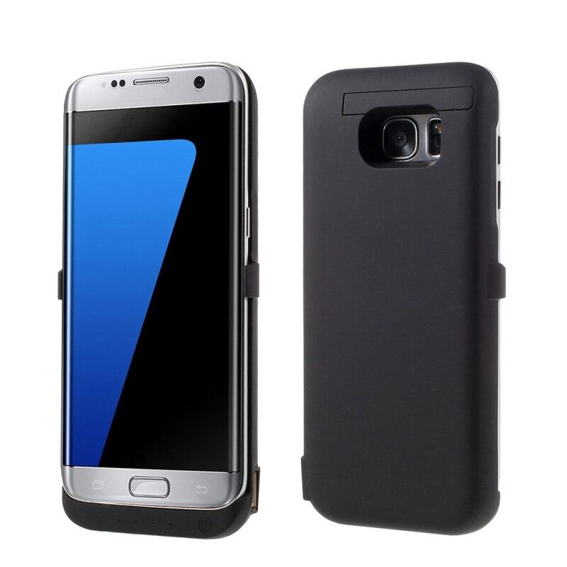 6500 mAh Power Case für Samsung Galaxy S7 rand G9350 Fall ladegerät für Samsung Galaxy s7 G9300 G9308 Externe Batteriebank abdeckungen