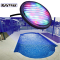 Par56 LED Swimming Pond Underwater Lighting bulb 54W 12V AC RGB swimming pool lamp Aluminum & Glass Material Piscine Lamp