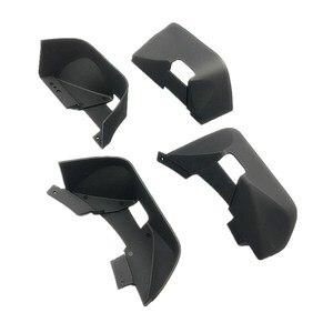 Image 1 - KYX Racing Nylon Fender/Mud Guard for RC Crawler Car Axial SCX10 II Wrangler Hard Body 313mm