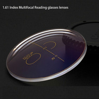 Vazrobe Customized MultifocaL 1 61 Index Resin Progressive Reading Glasses Lens Multifocal 1 0 1 5