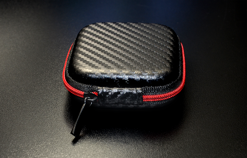 EVA Portable KZ Headphones Zipper Box Earbuds Hard Case Storage Carrying Pouch Bag SD Card Hold Charms Boxs (without Earphones) 6 style mini zipper hard mini earphone bag headphone box bag sd hold case earbud card carrying hard pouch storage case h0tb
