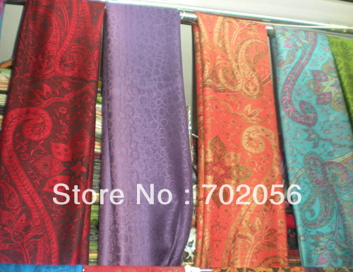 Womens Cotton Flower   Scarf     wrap   shawl   Scarves   mixed design color 50PCS/LOT #2503