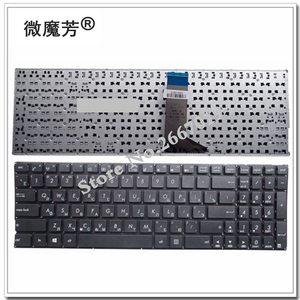 Russian Teclado Novo PARA ASUS X554L X554LA X554LI X554LN X554LP X554 X503M Y583L F555 W519L A555 K555 RU teclado do laptop