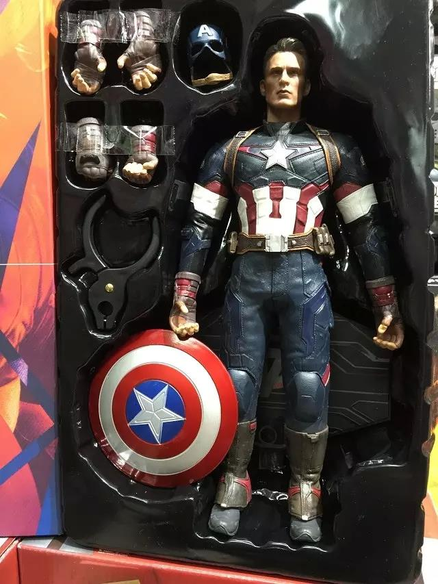 HC Toys Avengers Age of Ultron Captain America 1//6 Scale Action Figure