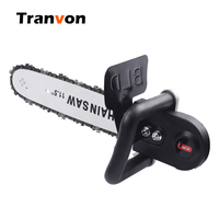 TRANVON Electric Saws Power Tool Circular Saw Bracket Converter Bracket Chainsaw for Woodworking Jigsaw Table Saw Wall Chaser