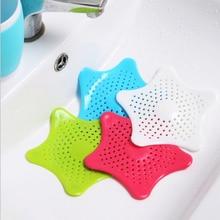 Kitchen Sink Strainer Stopper Floor Drain Filter Hair Catcher Mesh Shower Bathroom Accessories