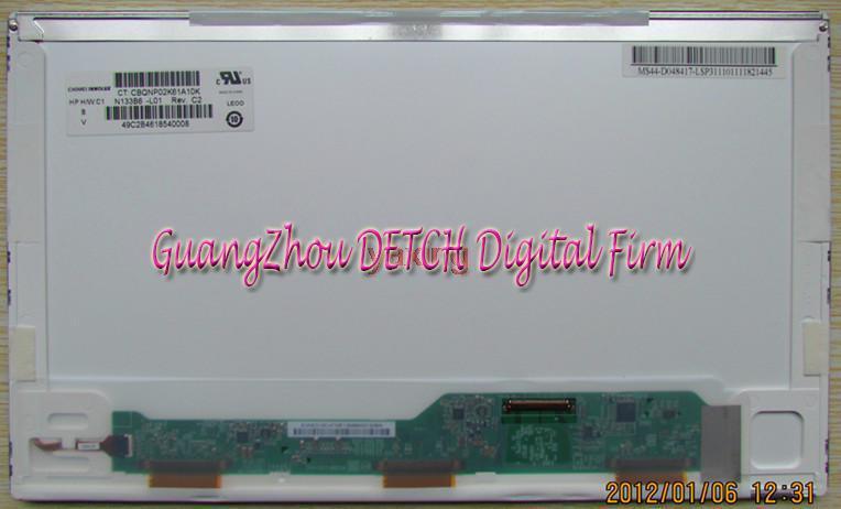 ФОТО N133B6-L02 Chi Mei 13.3 inch LED laptop screen 1366X768 perfect screen quality warranty for three months