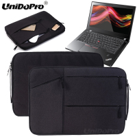 Unidopro Classic Multifunctional Sleeve Briefcase Hangbag Case For Lenovo ThinkPad T400 Notebook Mallette Carrying Bag Cover