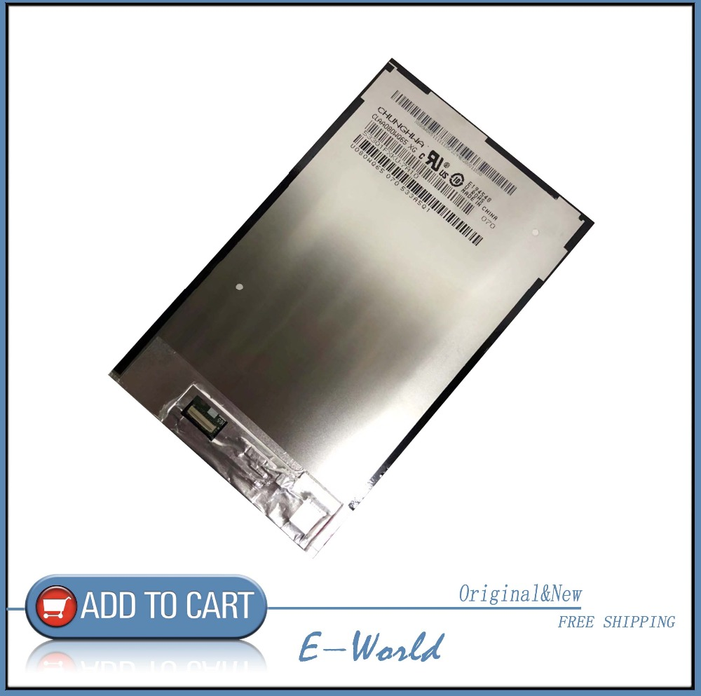 Original CLAA080WQ65 high-quality 8inch IPS LCD screen CLAA080WQ65 XG CLAA080WQ065 XG for tablet pc Free shipping