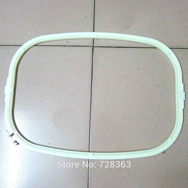 Large Embroidery Hoop Oblong 9.1*20.9\' Rectangle Machine Accessories ...