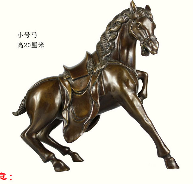 compare prices on horse statue bronze- online shopping/buy low