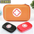 Camouflage First Aid Kit Waterproof EVA Bag Person Portable Outdoor Travel Drug Pack Security Emergency Kits Medical Treatment