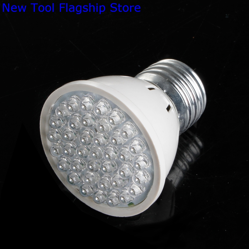 Durable E27 38/100/138LED Light 2/5/7W Plant Growth Aquarium 640K 80LM AC 220V 2W 2018 New