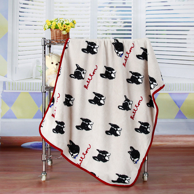 Warm Soft Coral Fleece Pet Dog Cat Bed Mat Thicken Blanket Cover For Small Medium Large Cat Puppy Dog Bulldog Winter Pet Product