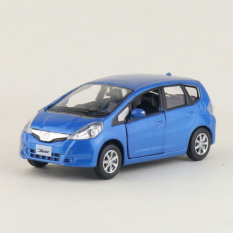 Rmz City/1:36 Scale Diecast Toy Model/honda Jazz Suv Sport/educational Pull Back Car For Childrens Gift /collection/limited Toys & Hobbies