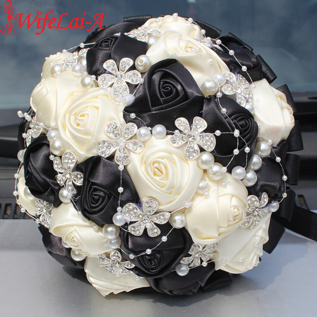 Amazing How To Make A Wedding Bouquet With Artificial Flowers Motif ...