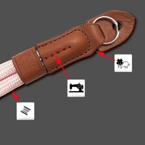 Image 4 - 10pcs Nylon Micro single camera wide plate wrist band hand For Micro single camera