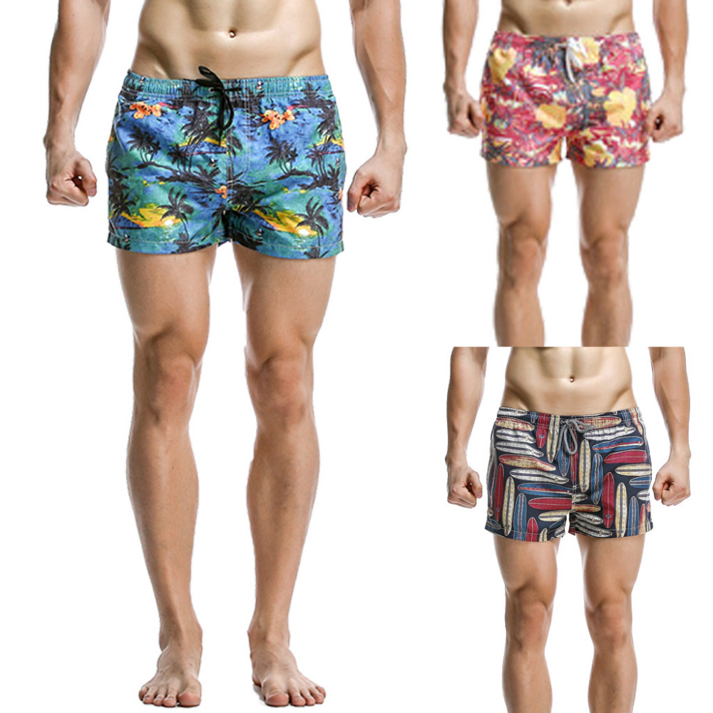Surfing-Shorts Men's Beach Bring-Your-Own-Halo-40ma2 Fast-Dry Latest