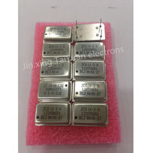 Imported 1.2288 MHZ into active crystals DIP14 rectangle 1.2288 M pxo full size (20 PCS) package mail