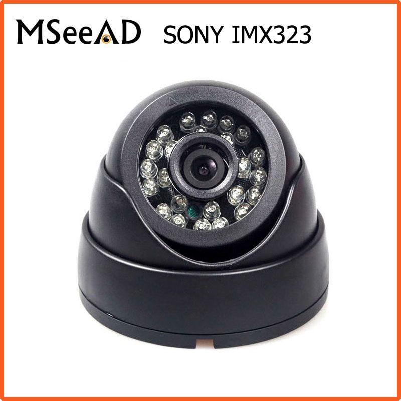 Sony IMX323 AHD CCTV Camera CMOS IR Cut Filter IR Leds 1MP 2MP AHD Camera 720P 1080P Dome Security Camera Plastic Housing ahd cctv camera cmos ir cut filter