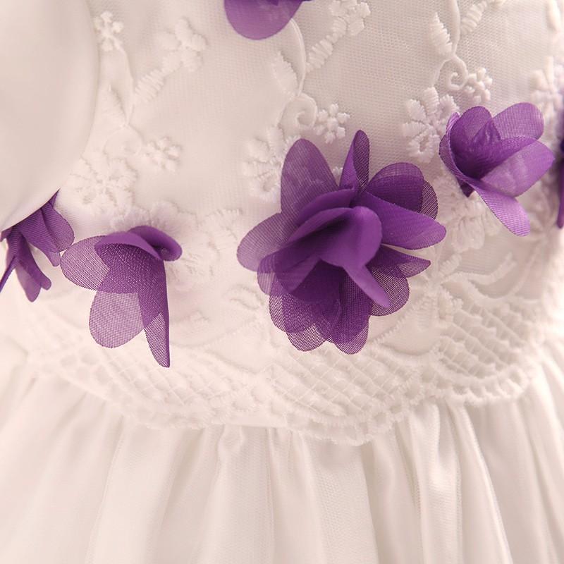 Baby Girls Dress 2016 New Fashion Kids Princess Birthday Party Tulle Wedding Dresses Christmas Dress Newborn Infant Clothes 0-2Y-9
