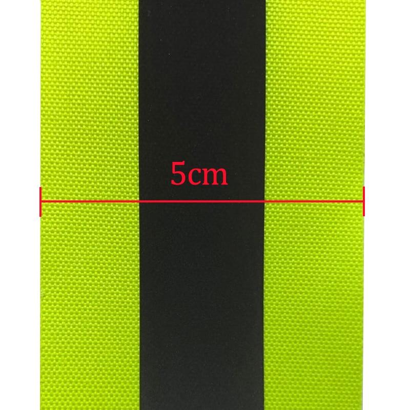 Image 4 - Флуоресцентная желтая и флуоресцентная оранжевая предупреждающая лента для безопасности швейной одеждыСигнальная лента    АлиЭкспресс