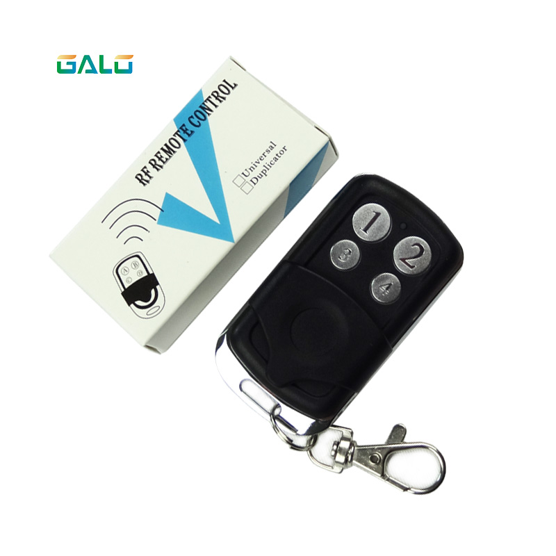 Encrypted Learn Remote Control For GALO Swing Gate Opener/Special Remote Control, Top Secret Security Protection Unable To Copy