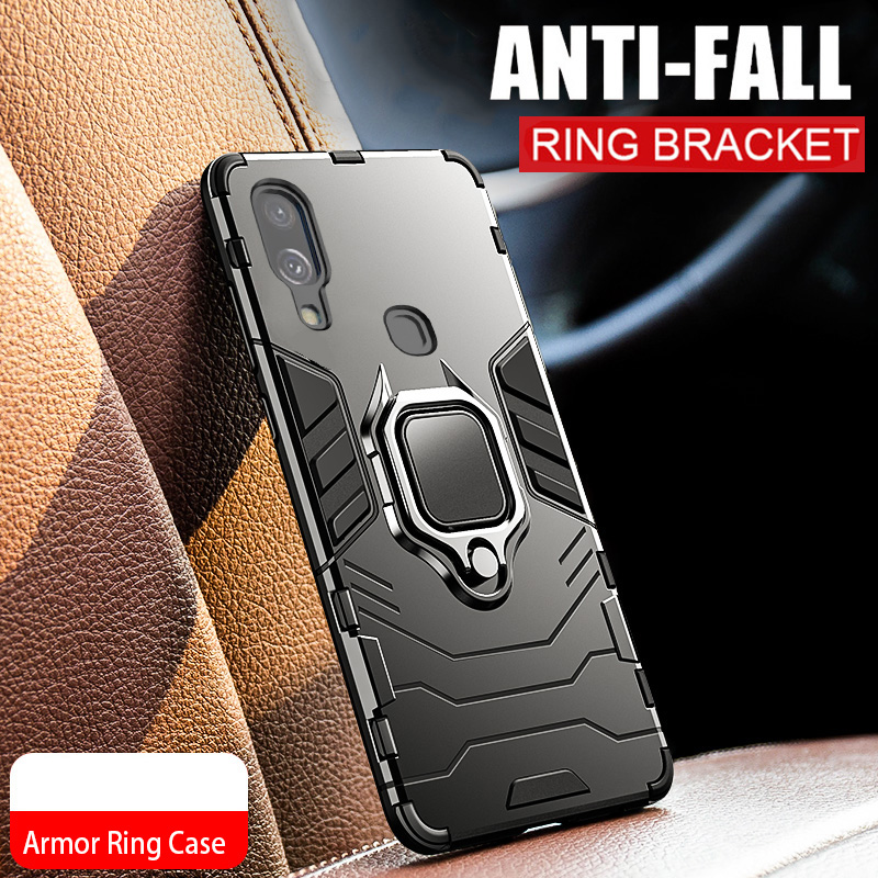 Armor Ring <font><b>Case</b></font> For <font><b>huawei</b></font> <font><b>Y7</b></font> <font><b>2019</b></font> <font><b>case</b></font> Magnetic Car Hold <font><b>Shockproof</b></font> Soft Bumper Back Phone Cover For <font><b>huawei</b></font> <font><b>Y7</b></font> <font><b>2019</b></font> <font><b>case</b></font> image