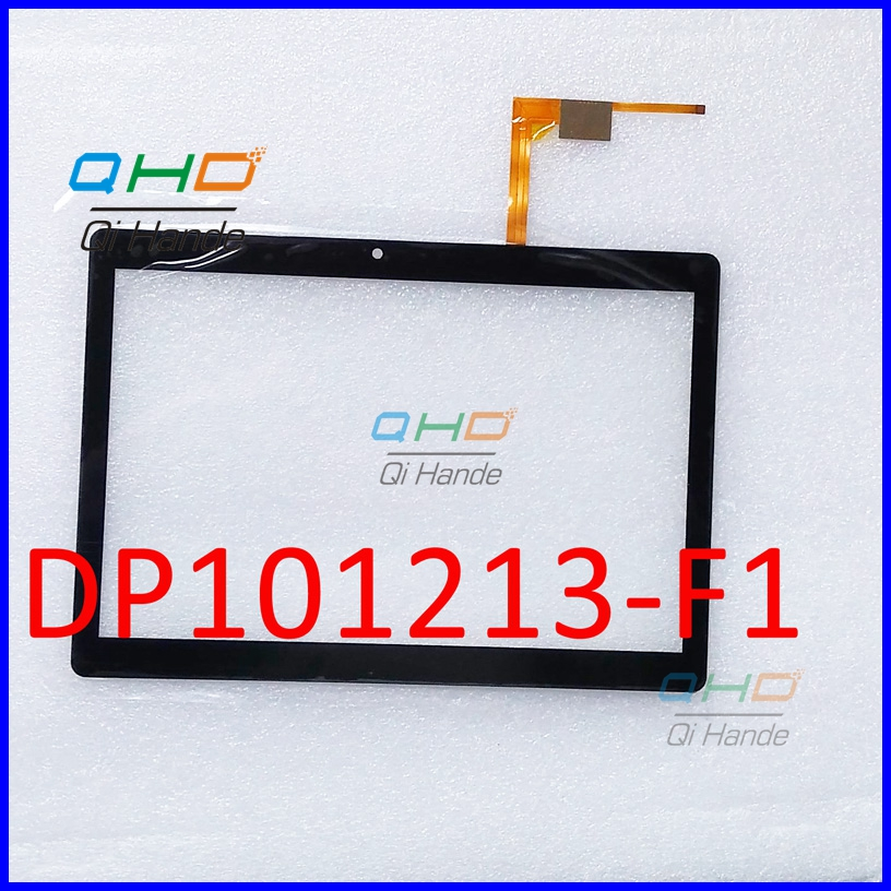 New 10.1'' inch DP101213-F1 Touch Screen Panel Digitizer Sensor Repair Replacement Parts Free Shipping new 10 1 inch dp101213 f1 touch screen panel digitizer sensor repair replacement parts free shipping