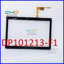 """Новый 10.1 """"дюймовый DP101213-F1 Сенсорный экран Панель планшета Сенсор Замена запасных частей Бесплатная доставка"""