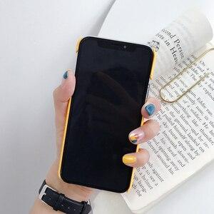 Image 5 - Für Samsung Galaxy A50 Fall Schlanke Candy Farbe Matte Harte PC Zurück Abdeckung Für Samsung Galaxy A50 A30 A10 A40 a60 A70 A80 A20E Fall