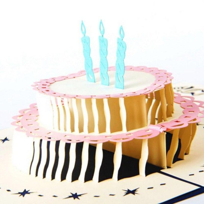 Родителям годовщину, открытки с 3д тортом
