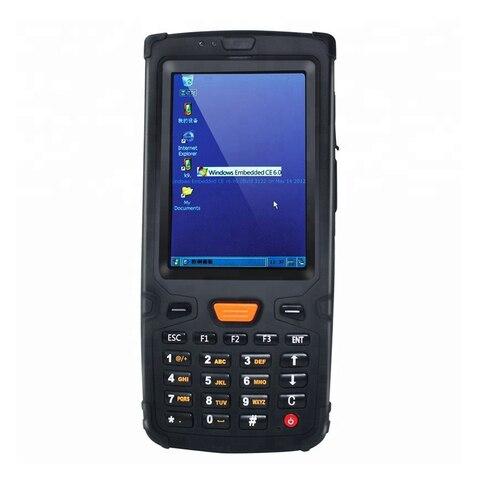 windows ce 6 0 os aspero handheld pda coletor de dados terminal suporte wifi bluetooth