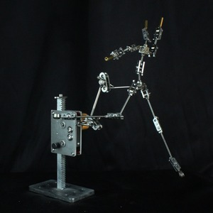 Image 3 - Free DHL Shipping High Quality WR 200 Linear Winder Rig System for Stop Motion Animation Video
