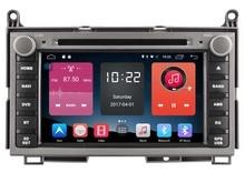 4G lite 2 GB ram Android 6.0 cuádruple núcleo reproductor de dvd del coche grabadora estéreo autoradio gps para TOYOTA VENZA 2008-2015 unidades de la cabeza