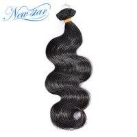 New Star Virgin Hair Weaving 1 Piece Peruvian Body Wave 100 Unprocessed Human Hair Weft Bundles